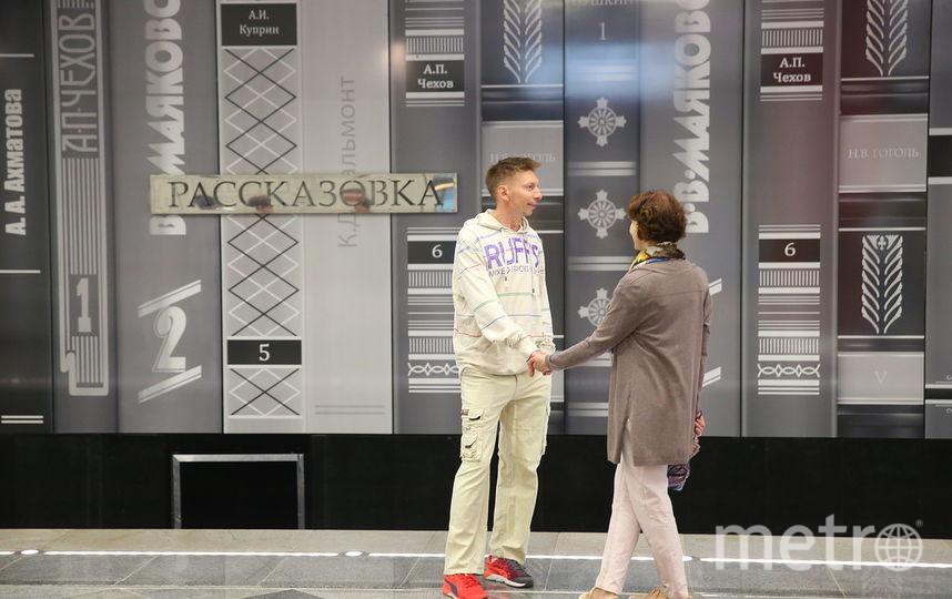 """Станция """"Рассказовка"""". Фото Василий Кузьмичёнок"""