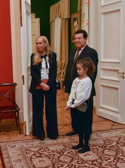 Иосиф Кобзон. Фото Василий Кузьмичёнок