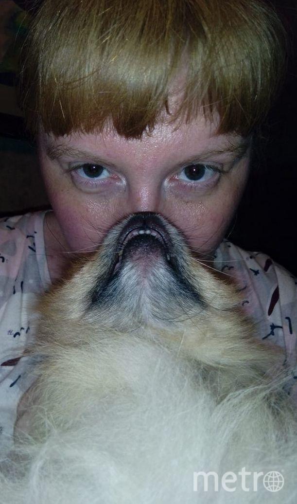 Катя и Макс-борода. Фото Катерина Самойлова