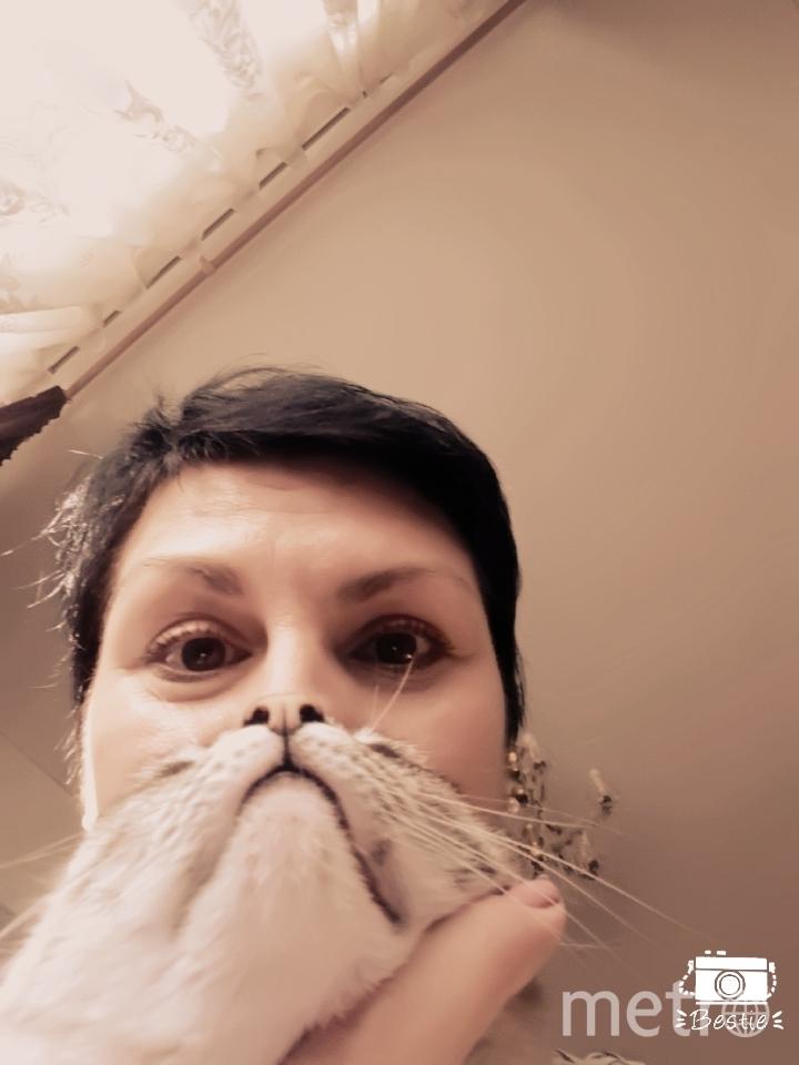 Мы- Алёна и Соня....Борода без кота-не та))). Фото Алёна Мавр