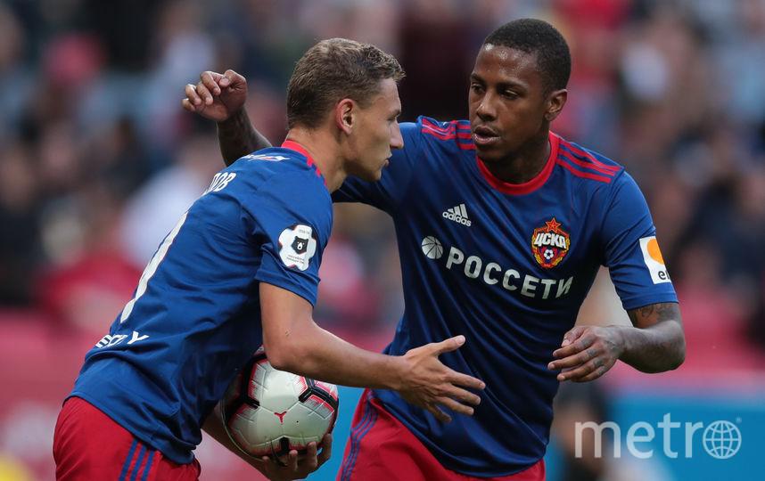 ЦСКА по сравнению с прошлым сезоном серьёзно обновился. Фото Getty