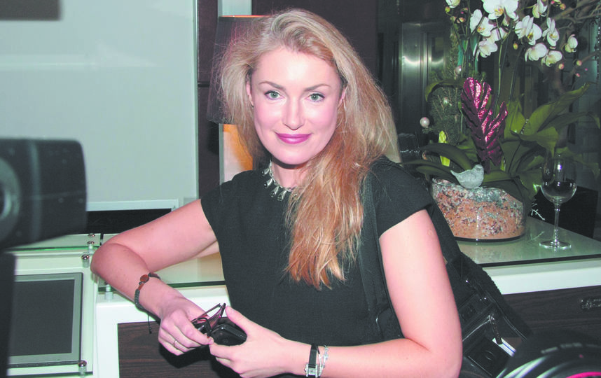 Мария Шукшина. Фото Слава Алахов