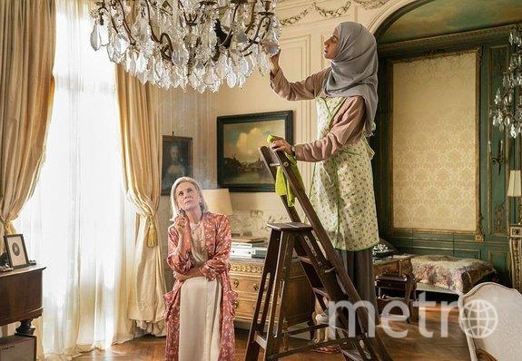 """Кадр из сериала """"Романовы"""". Фото Amazon"""