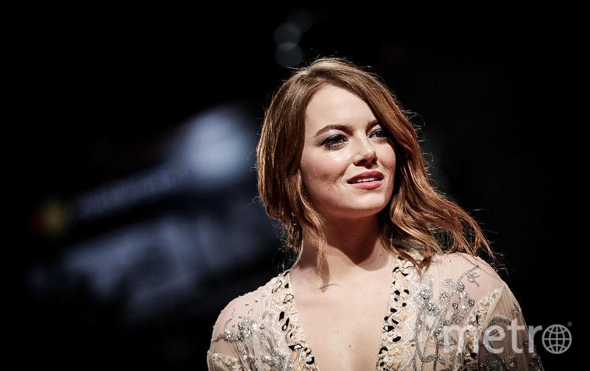 Платья звезд Венецианского кинофестиваля. Эмма Стоун. Фото Getty