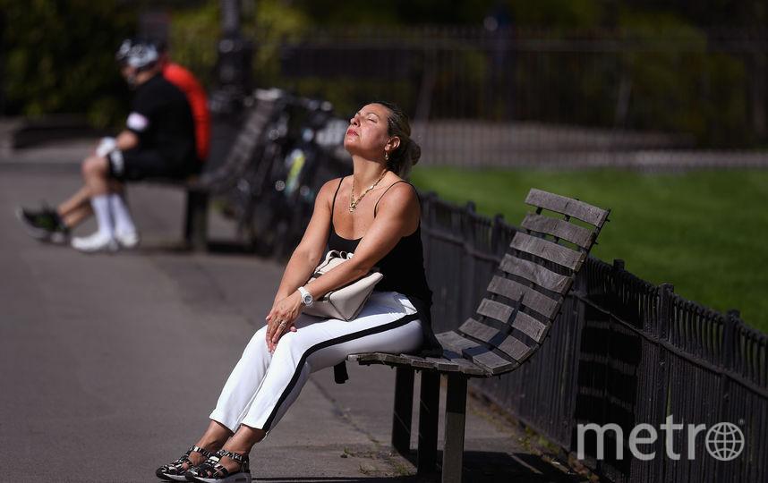 Жаркое лето оказалось не таким уж аномальным. Фото Getty