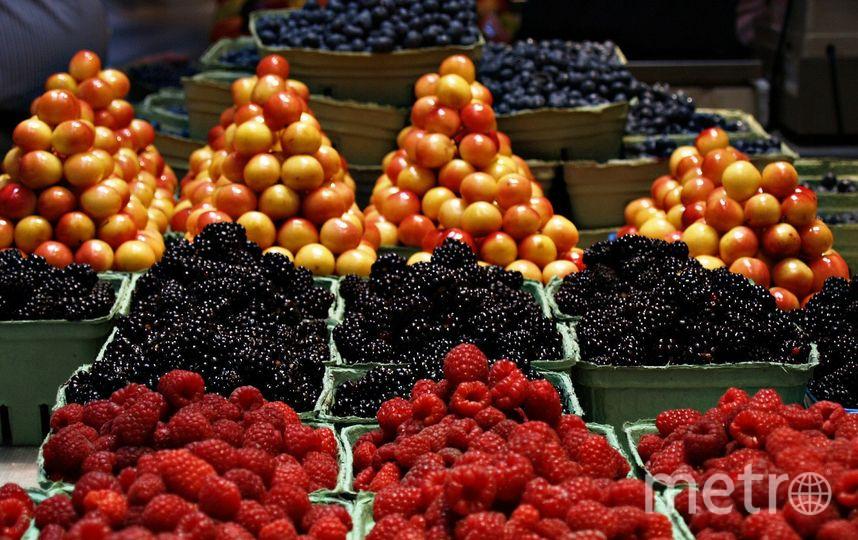 Ягоды для морса легко можно купить на рынке. Фото https://pixabay.com/
