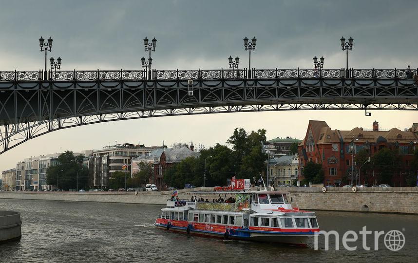 Москва-река. Фото Getty