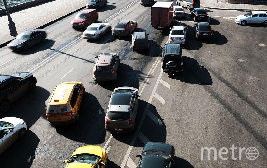 По информации специалистов агентства, к 1 июля в России насчитывалось порядка 43 миллионов легковых авто. Фото Getty