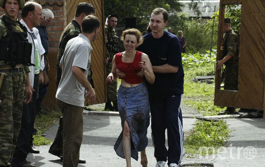В ходе захвата погибли 314 заложника, 186 из которых - несовершеннолетние дети. Фото Getty