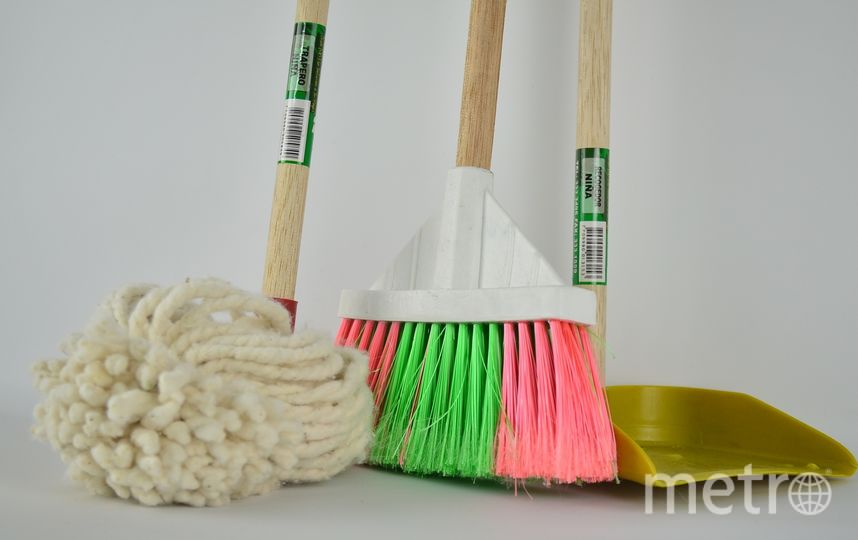 Невротики проводят за домашними делами в среднем 10,5 часов в неделю. Фото Pixabay