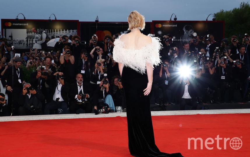 Кейт Бланшетт, Венецианский кинофестиваль, фотоархив. Фото Getty