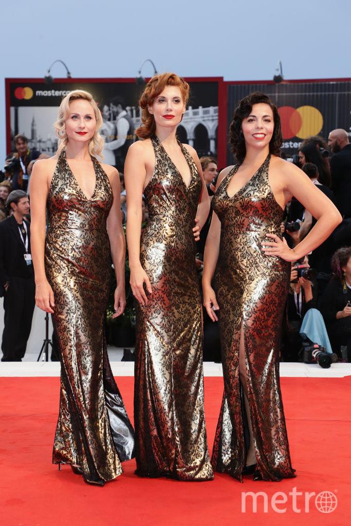 Венецианский кинофестиваль, фотоархив. Фото Getty