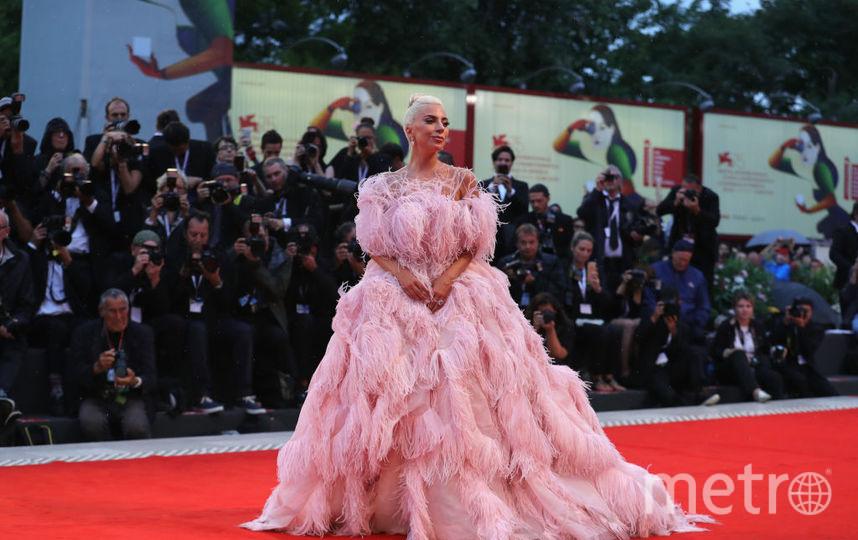 Леди Гага, Венецианский кинофестиваль, фотоархив. Фото Getty