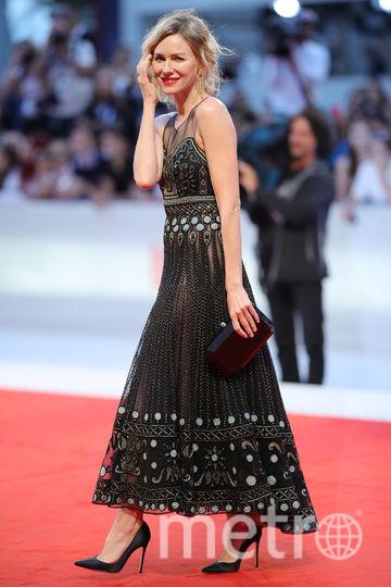 Фото с красной дорожки Венецианского кинофестиваля. Наоми Уоттс. Фото Getty