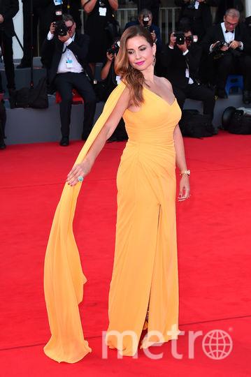 Фото с красной дорожки Венецианского кинофестиваля. Фото Getty