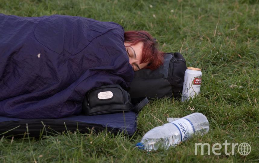 Бывает сложно уснуть не только в походных условиях, но и на мягкой кровати. Фото Getty