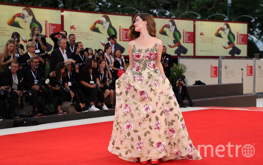 Аргентинская актриса Клара Алонсо. Фото Getty