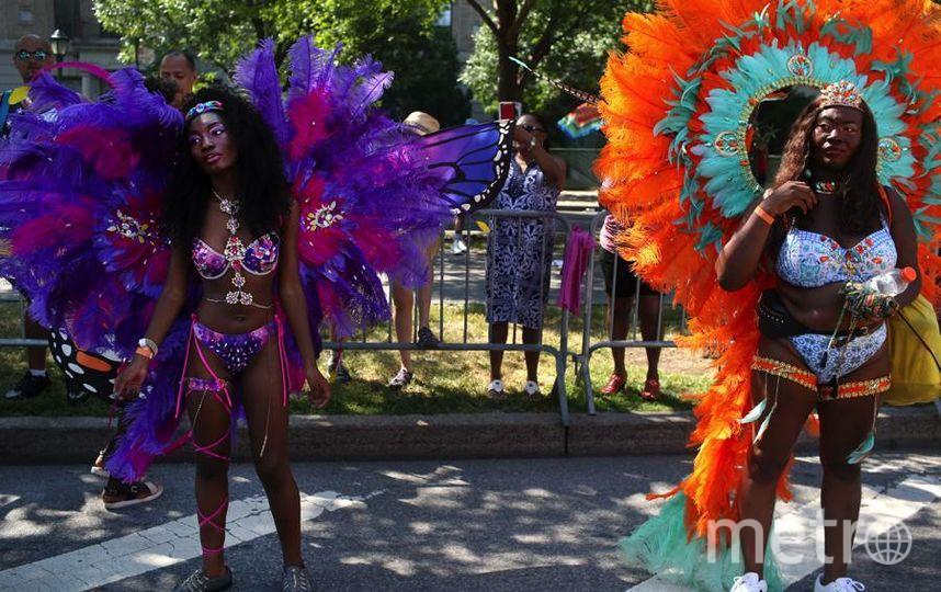 Парад в Бруклине. Фото Getty