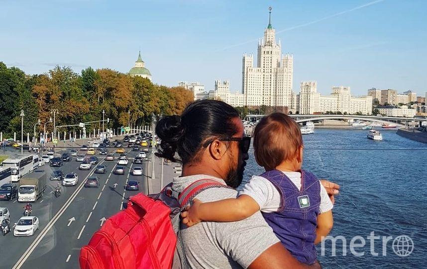 """Петербурженка Екатерина Цойлик привезла в Россию мужа и детей. Фото все: instagram @tsoylita, """"Metro"""""""