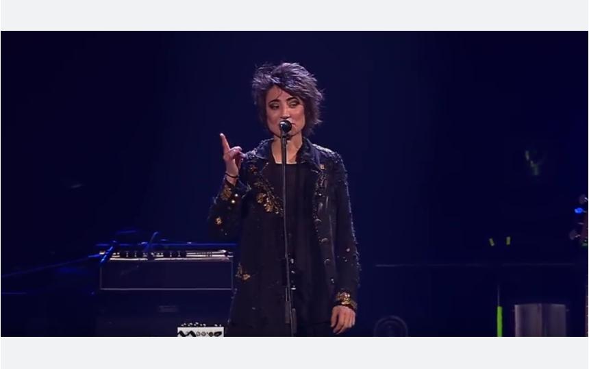 Земфира. Фото скриншот Youtube, Скриншот Youtube