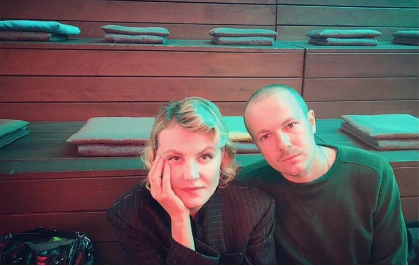 Рената Литвинова и  Гоша Рубчинский. Фото instagram.com/renatalitvinovaofficiall