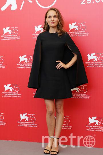 Натали Портман на кинофестивале. Фото Getty