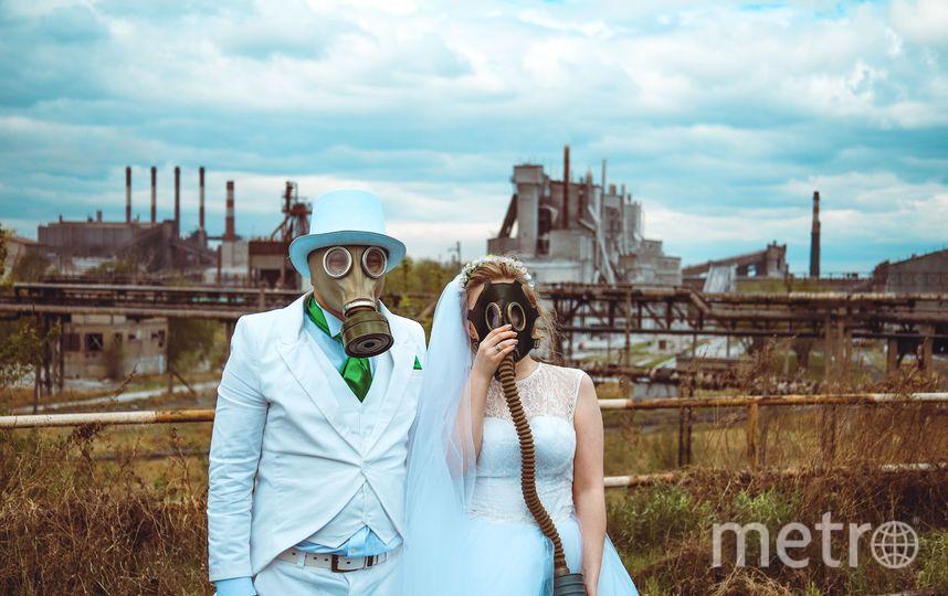 Дарья по профессии модельер-конструктор, а Роман – дальнобойщик. Фото Мария Фомина.