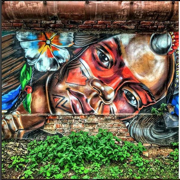 """Это не просто картинки, а в некотором смысле произведения искусства. Фото instagram @kolekaterina55555, """"Metro"""""""