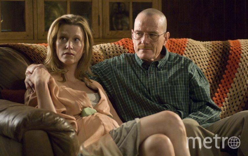 """Кадр из сериала """"Во все тяжкие"""". Фото AMC"""