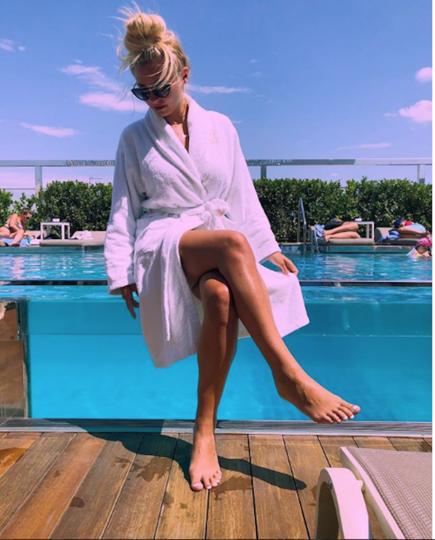 Кейт Овенс. Фото Скриншот Instagram/kate.ovens