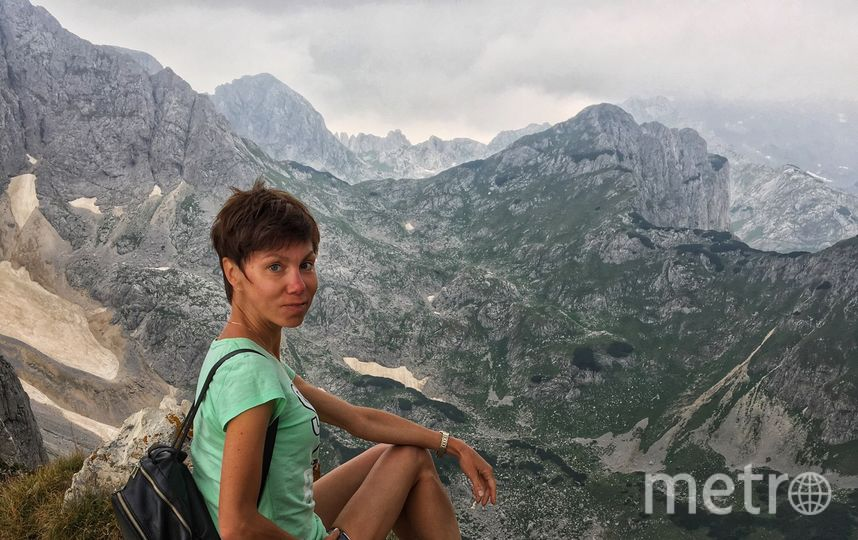 "Наталья Рябкова. Фото ""Metro"""