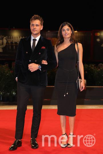Милош Бикович и Барбара Таталович. Фото Getty