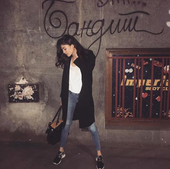 Барбара Таталович. Фото Скриншот Instagram: barbaratatalovic