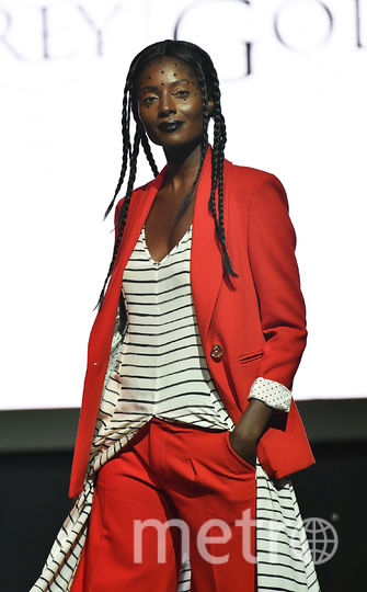 Harlem's Fashion Show. Фото AFP