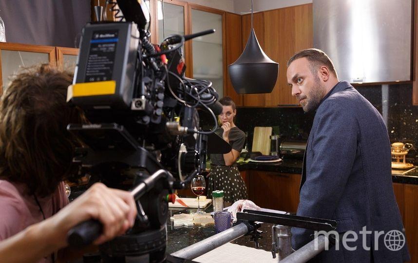 Максим Щеголев. Фото Предоставлено пресс-службой канала Dомашний.
