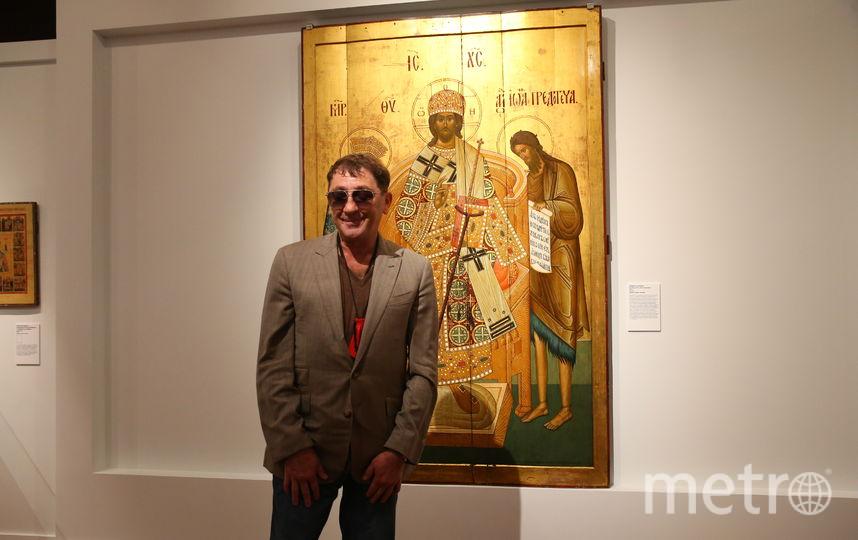 Самая дорогая икона обошлась Григорию Лепсу в 1 млн долларов. Фото Василий Кузьмичёнок