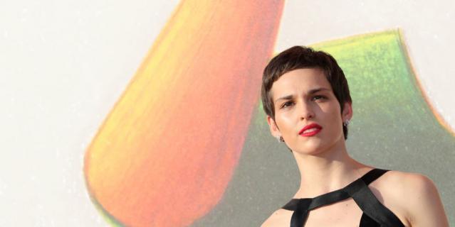 Сара Серайокко, Венецианский кинофестиваль, фотоархив.