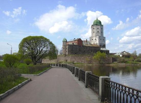 Выборгский замок, фотоархив. Фото Wikipedia