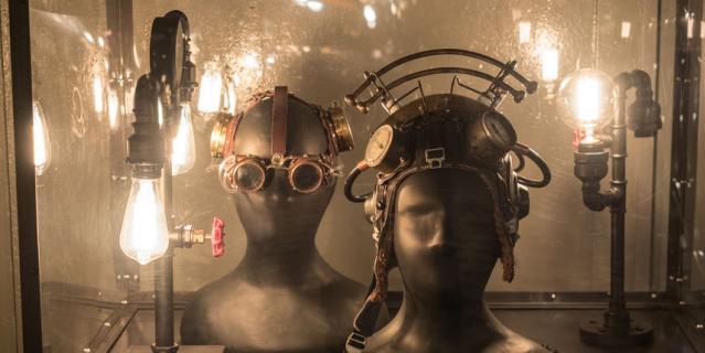 Шлемы путешественника.