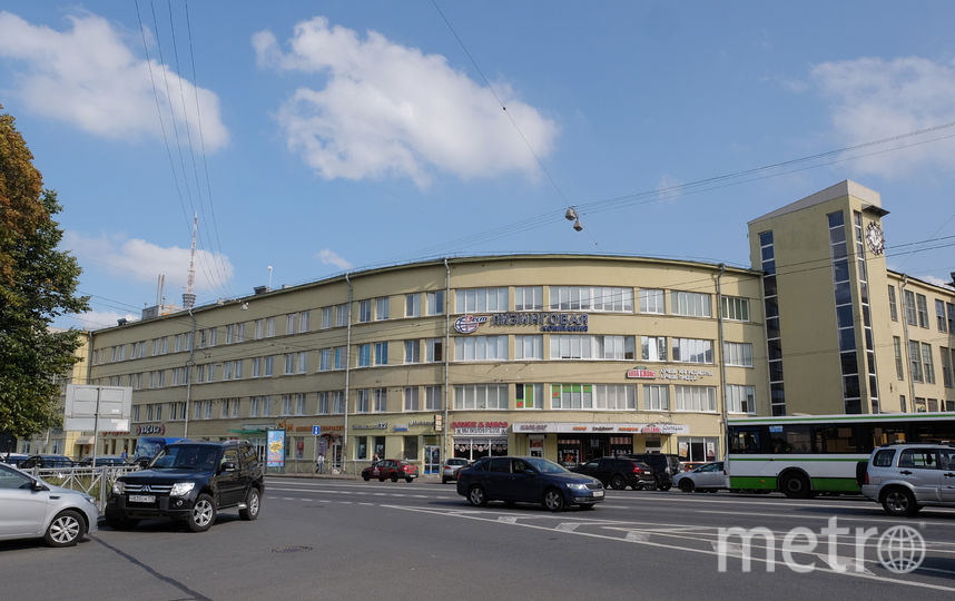 "Ленполиграфмаш. Проспект Медиков, 5. Фото Алена Бобрович, ""Metro"""