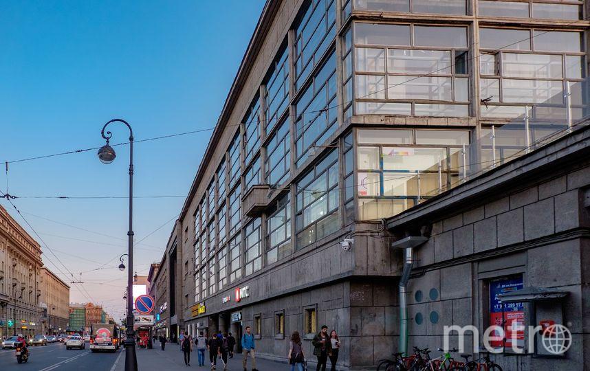 """Гуляем по советской Петроградке. Фото Алена Бобрович, """"Metro"""""""