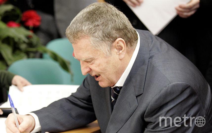 Владимир Жириновский. Фото Getty