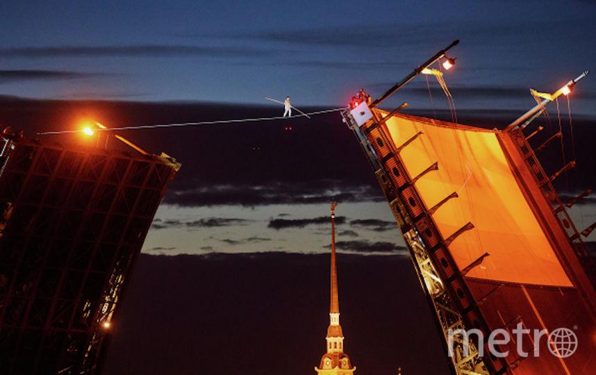 Абакаров в Петербурге. Фото РИА Новости