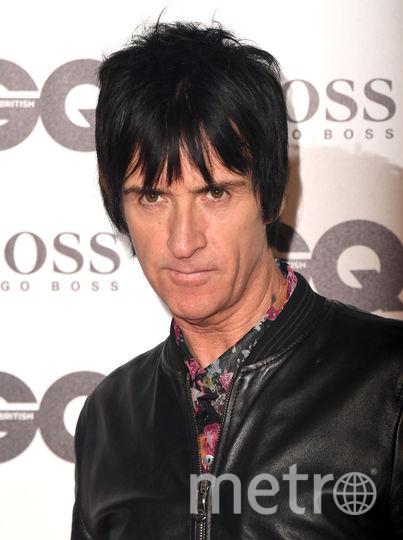 Джонни Марр, основатель, композитор и гитарист британской группы The Smiths. Фото Getty