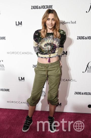 Модная премия в Нью-Йорке в день старта Недели моды. Пэрис Джексон. Фото Getty
