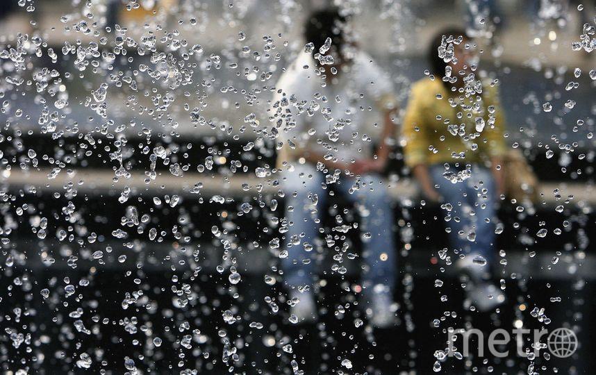 В Петербурге в выходные пройдут сильные дожди. Фото Getty