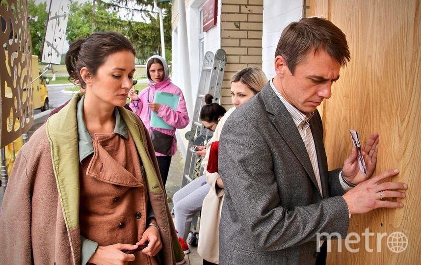"""Съемки сериала """"Чернобыль"""". Фото Предоставлено НТВ"""