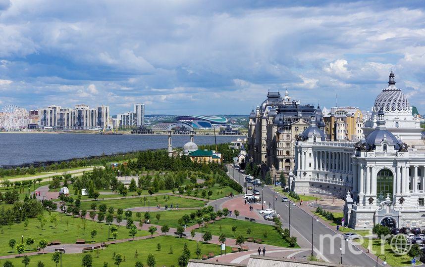 Казань. Фото Pixabay