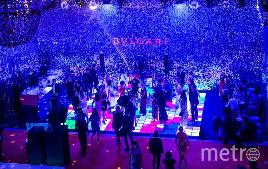 Вечеринка Bvlgari в Доме Пашкова 6 сентября. Фото Getty
