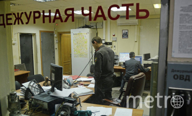 Фото МВД РФ по СПб.
